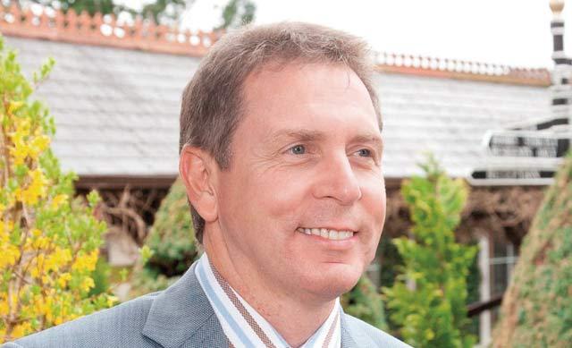 Peter Walton : Le Maroc peut devenir une destination golfique hivernale leader