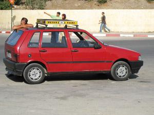 Taximan… et malfaiteur