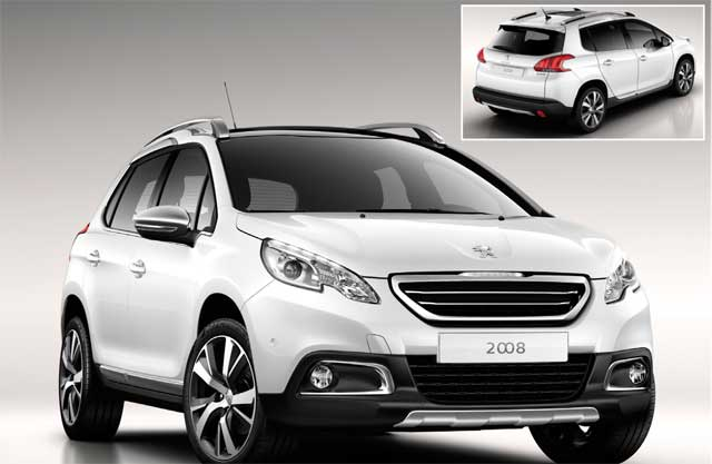 Peugeot 2008 : Le crossover made by Peugeot