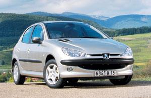 Peugeot 206 : «6» comme six millions d'unités produites