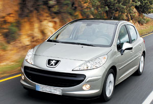 Peugeot 207 1.4 HDi : urbaine et même plus