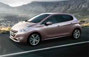 Peugeot 208 : Star du prochain Auto Expo ?