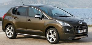 Peugeot 3008 : primé pour sa rationalité