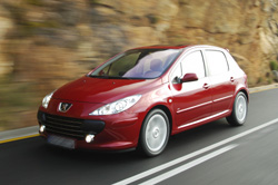Peugeot 307 1.6 HDi : Un regard plus félin