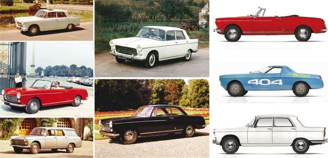 Il était une fois… Peugeot 404 : Une lionne qui a laissé  de belles griffes