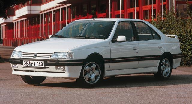 Peugeot 405 : Une lionne mythique