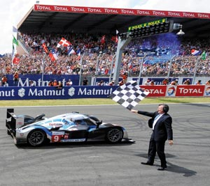 La domination du Lion aux 24 H du Mans