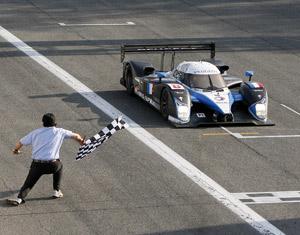 Le Mans Series : Peugeot remporte les 1.000 km de Monza face à Audi