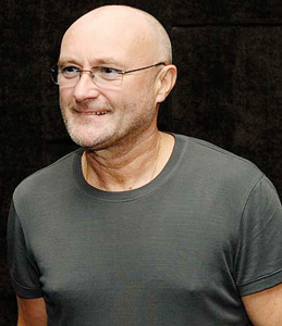 Phil Collins divorce à 36 millions d'euros