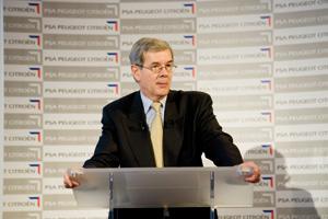 PSA veut 14% du marché européen