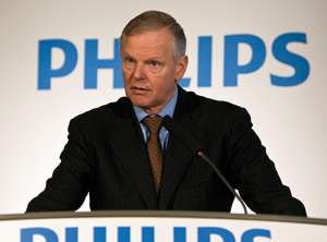 Philips bat le consensus au 1er trimestre