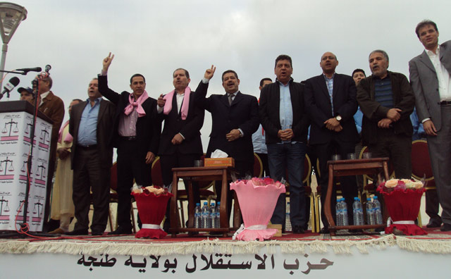 Chabat poursuit sa campagne anti-gouvernement Benkirane à Asilah