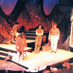 Théâtre marocain : grandeur et décadence