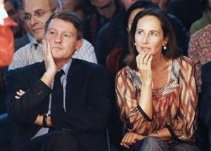 L'inestimable cadeau de Royal à Sarkozy
