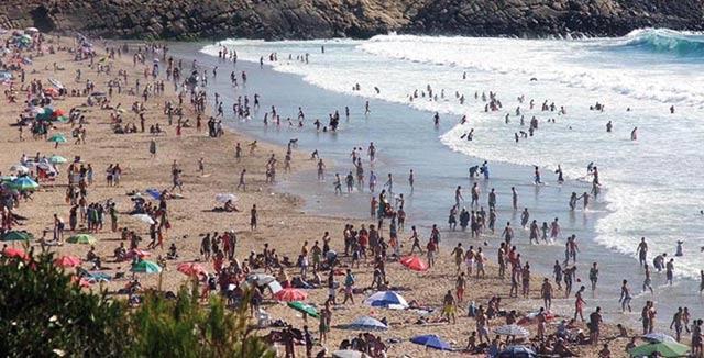 7.700 personnes sauvées de la noyade par la Protection civile