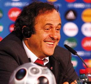Mondial-2022 : Platini croit toujours que le tournoi aura lieu en hiver