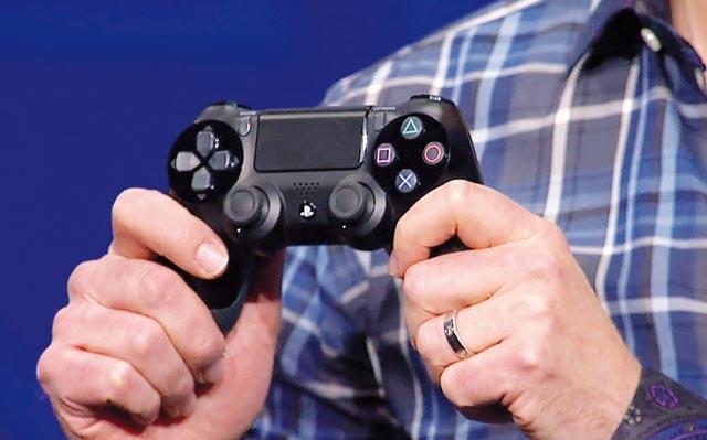 Sony dévoile la PlayStation  4 sans la montrer