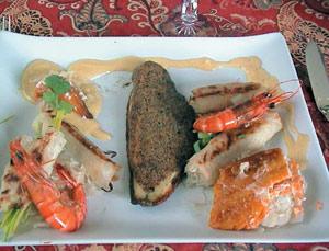 Agadir : Restaurants du port : Du poisson pour tous les goûts