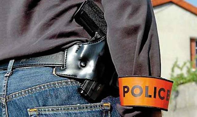 Taza : disparition de l arme à feu d un policier