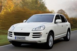 Porsche Cayenne : Oui au Diesel !