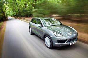 Porsche Cayenne : Revisité sous le capot