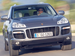 Porsche Cayenne Turbo : sensations indescriptibles