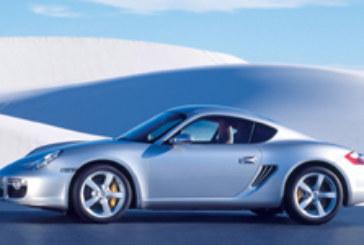 Porsche Cayman : Reptile de route