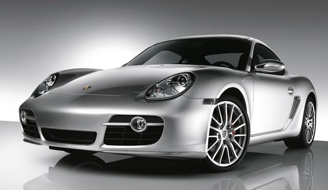 Porsche Cayman : Gros tempérament sous  un voile de velours