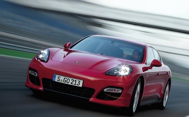 Porsche Panamera GTS : GTS, bien plus qu un blason !