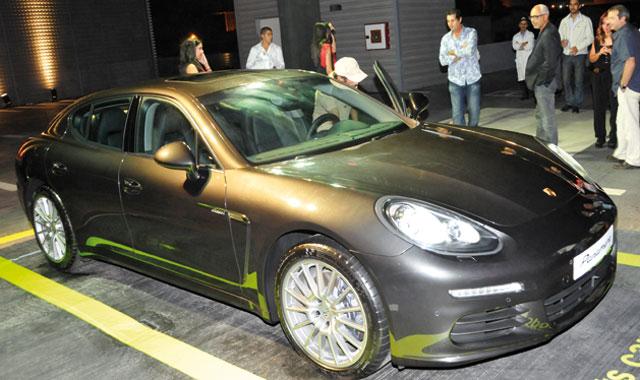 New Porsche Panamera : Fini les « gros moulins », place au V6 !
