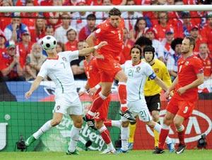 Le Portugal en quarts, la Suisse aux oubliettes