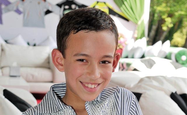 Le peuple marocain célèbre  le 10ème anniversaire de SAR le Prince Héritier Moulay El Hassan