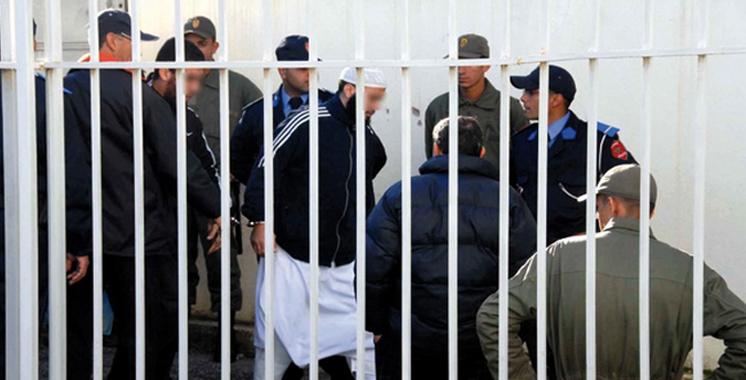 L'administration pénitentiaire dément le rasage de barbes de détenus