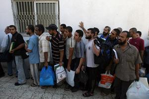 Libération de 227 détenus palestiniens