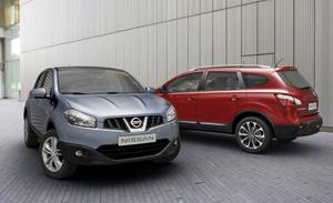 Nissan Qashqai : Le million en quatre ans