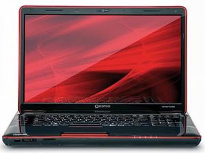 Satellite A665 : Toshiba convertit ses PC portables à la 3D
