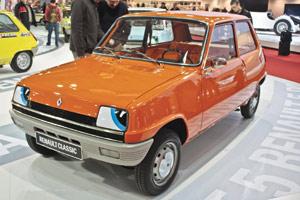 Il était une fois…Renault 5 : Les 40 ans d'une légende!