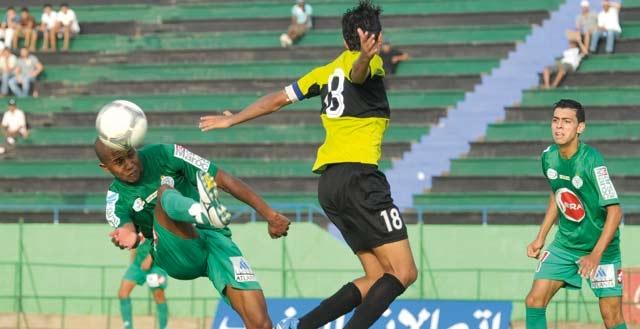 25è tournoi Ahmed Ntifi : Une bonne entame pour le Raja  et le DHJ