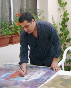 Exposition : les égéries et les divas de l'artiste Abdelhalim Raji