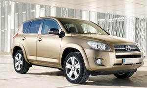 Toyota : des centaines de plaintes ont été enregistrées sur la RAV 4