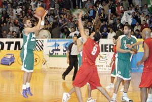 Tournoi international de Salé de basket-ball : dix clubs de renom seront à l'épreuve