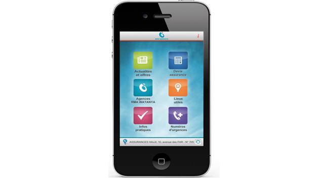 Applications mobiles: RMA Watanya sur vos smartphones