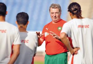 Duel décisif entre le Maroc et la Mauritanie