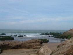 Du côté de chez Skhirat plage
