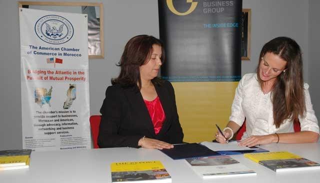 L OBG et l AmCham préparent «The report: Morocco 2013»