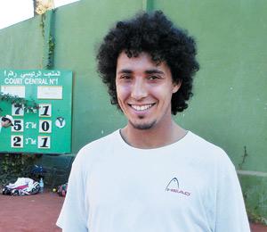 Tennis : Chaki, tête de série au «Future»