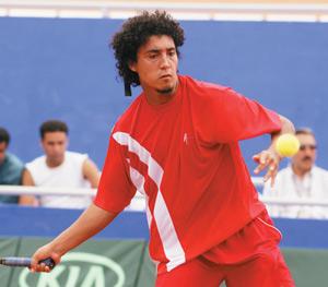Tennis : Coupe Davis : Le Maroc affrontera la Pologne