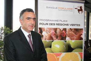 La Banque populaire finance le Plan Maroc Vert