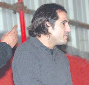 Rachid Daoudi, l'ancien canonnier du WAC