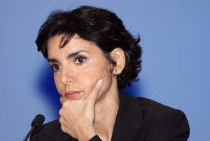 Rachida Dati, une ministre sur un stand de tir